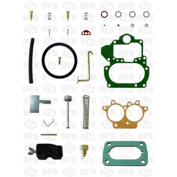 Kit reparo carburador DFV 446 (Dodge) - BFS